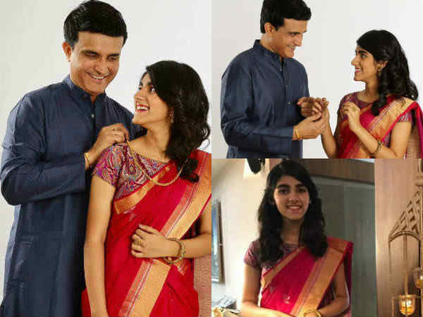 saurav-ganguly-daughter-sana-ganguly-first-photoshoot-for-ad