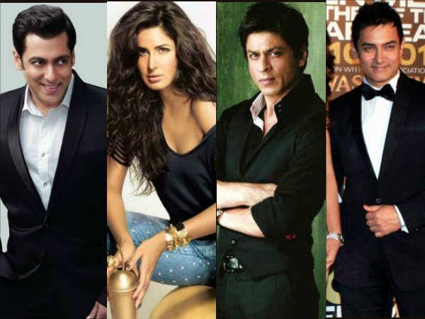 इसे कहते हैं DHAMAKA...सलमान...आमिर और शाहरूख!