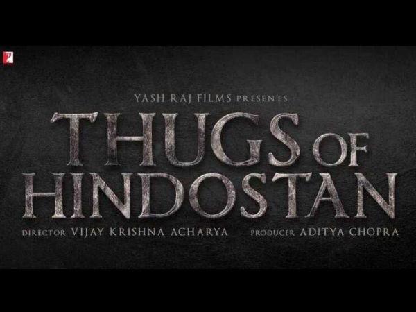 First LOOK.. आमिर खान की 'ठग्स ऑफ हिंदुस्तान'.. पहली झलक ही शानदार!