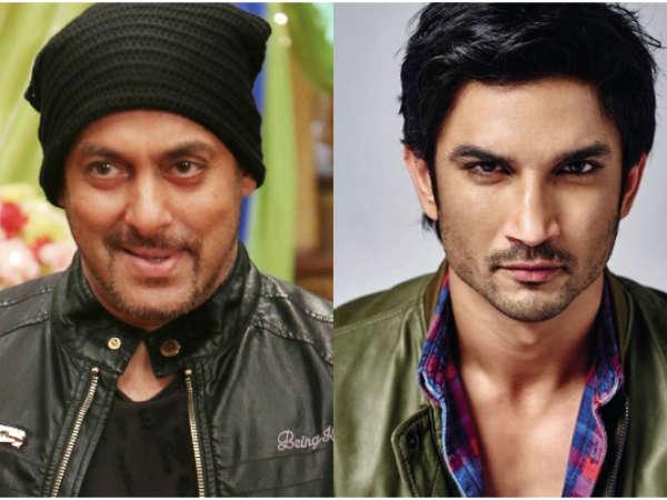 WHATT: सलमान को किया OUT और करियर में IN हो गए सुशांत सिंह राजपूत!