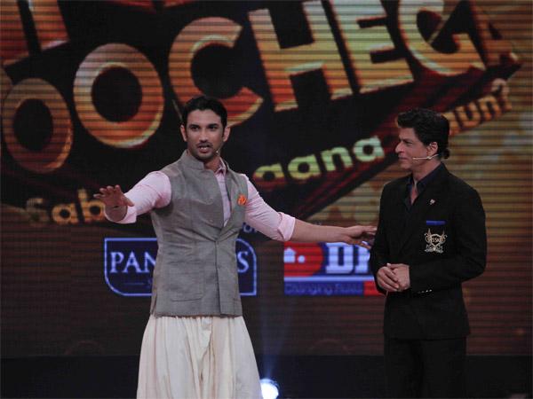 """""""मैं हमेशा शाहरुख खान का सिग्नेचर स्टेप करना चाहता था"""""""