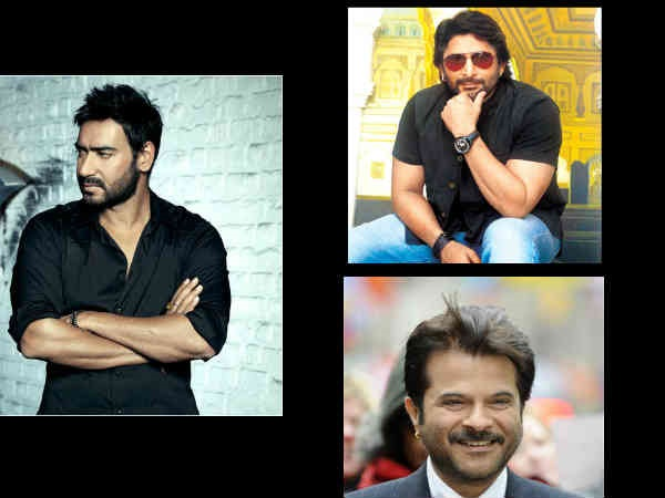 अजय देवगन..अनिल कपूर..अरशद वारसी एक साथ..इससे अच्छी गुड न्यूज और क्या!