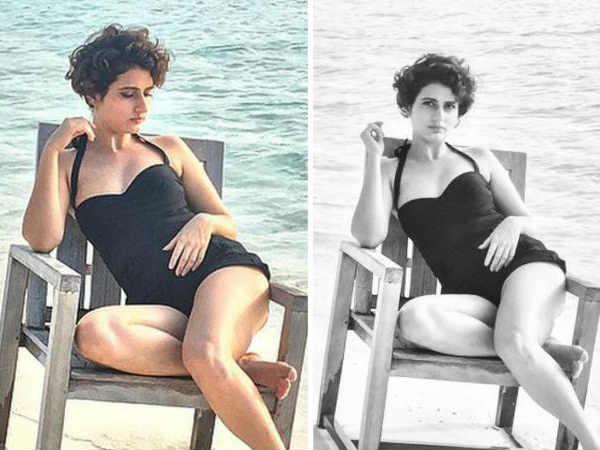 फातिमा सना शेख ने शेयर की बिकिनी के लिए चित्र परिणाम