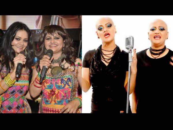 piya-piya-song-singers-preeti-pinky-bald-pictures