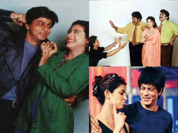 shahrukh-khan-off-screen-bonding-with-actresses-see-pics