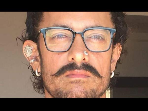 ठग्स ऑफ हिंदोस्तान के लिए आमिर खान ने बदला लुक..VIRAL