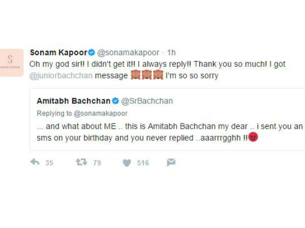 amitabh-bachchan-furious-on-sonam-kapoor-for-not-replying-on-birthday-message