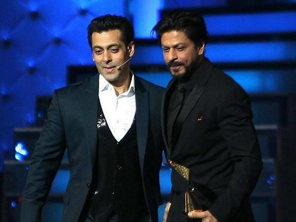 जब तक मैं अपनी बात खत्म करता, शाहरूख ने REACTION दे दिया - सलमान खान