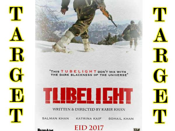 #TARGET: ट्यूबलाइट सलमान ने मचा दिया दंगल..इस बार 400 करोड़ पार!