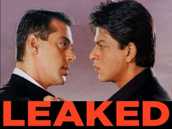 #Leaked: सलमान Vs शाहरूख...किसके हाथ आएगी ये ब्लॉकबस्टर...जानिए डीटेल्स