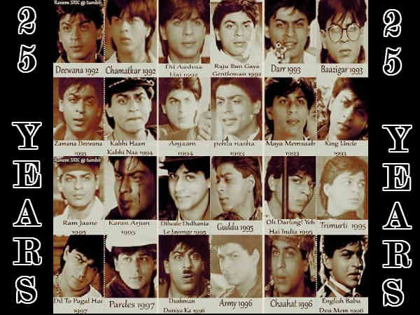 shahrukh-khan-clocks-25-years-industry-bollywood-friends-pour-wishes