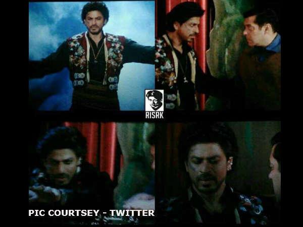 #Breaking - रिलीज के पहले लीक हुआ शाहरुख का ट्यूबलाइट कैमियो लुक
