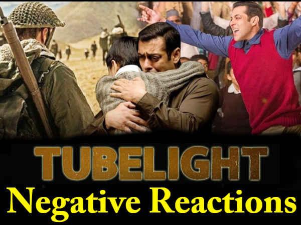 #KararaJhatka: सलमान खान को जमकर गालियां पड़ रही हैं...बुतबुता रही है ट्यूबलाइट!