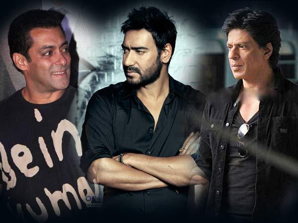 फ्लॉप फिल्मों के बाद सलमान - अजय - शाहरूख...तीनों OUT...ये सुपरस्टार IN!