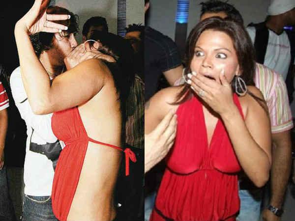 पार्टी में थीं एक्ट्रेस..उसने पकड़ा और 'जबरदस्ती किया KISS'..तस्वीरों में देखें