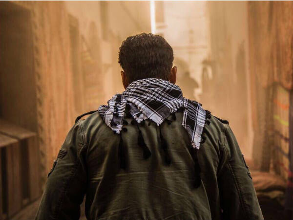 धमाकेदार होगी 'टाईगर जिंदा है'.. सलमान खान का दमदार First LOOK