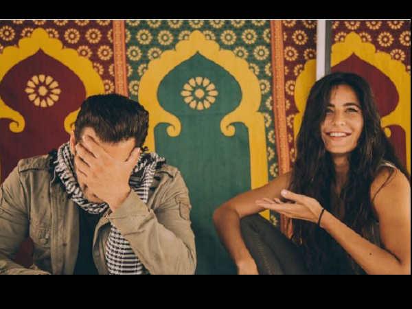 सलमान खान और कैटरीना कैफ की ये नई #TigerPic होश उड़ा देगी
