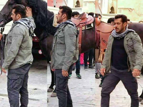 #TigerKiEntry: सलमान खान का एंट्री सीन हुआ लीक....टाईगर का धमाका होगा ऐसे!