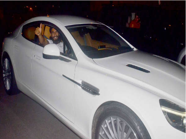 ranveer-singh-gifts-himself-a-car-on-his-birthday