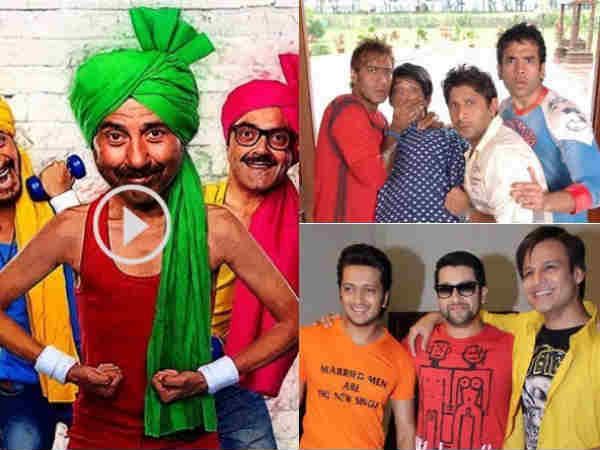 best-comedy-trios-actors-who-together-entertained-including-sunny-deol-bobbydeol-shreyas-talpade