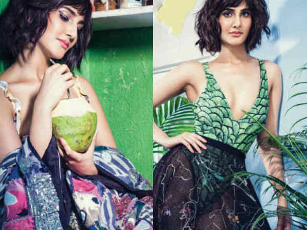 Vaani Kapoor Latest Photoshoot