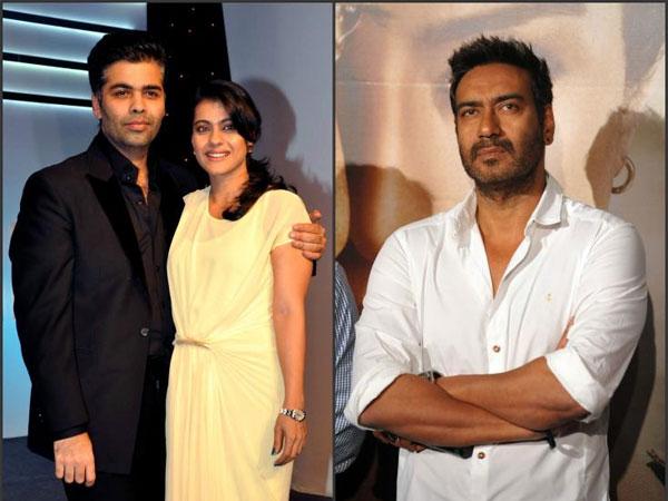 काजोल-करण की फिर से हो गई दोस्ती..फैन्स खुश..जानिए अजय देवगन का रिएक्शन