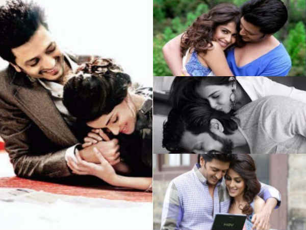genelia-dsouza-birthday-special-see-her-cute-pictures-with-Riteish Deshmukh