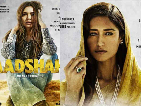 ileana-d-cruz-esha-gupta-do-not-want-promote-ajay-devgn-s-baadshaho-together