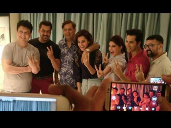 2017 में सलमान खान की दूसरी फिल्म.. लेकिन सिर्फ 2 मिनट के लिए.. ब्लॉकबस्टर!