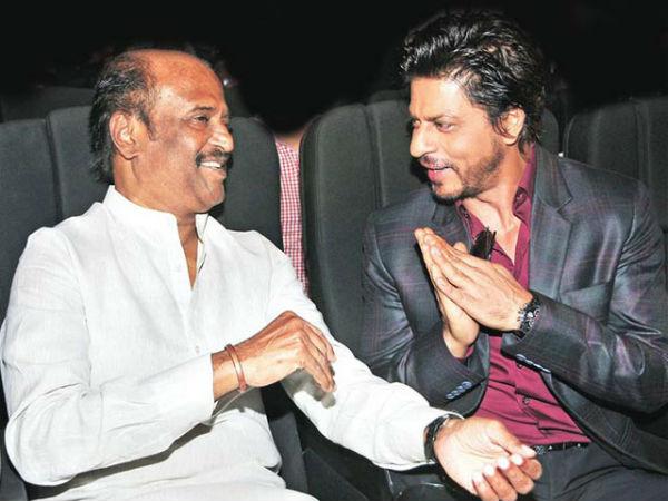 DHAMAKA..रजनीकांत..शाहरूख खान..एक साथ..ब्लाॅकबस्टर एंट्री FIX !