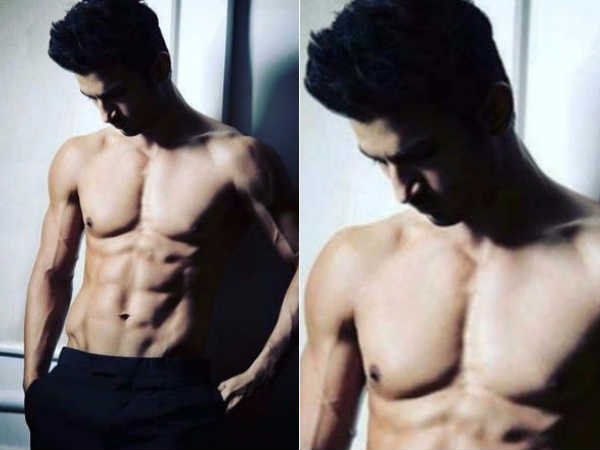 sushant-singh-rajput-shares-shirtless-pictures
