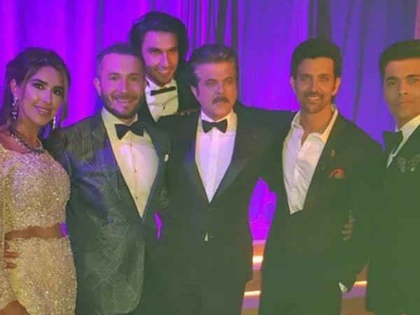 hrithik-roshan-parties-hard-with-ranveer-singh-karan-Johar-in-london