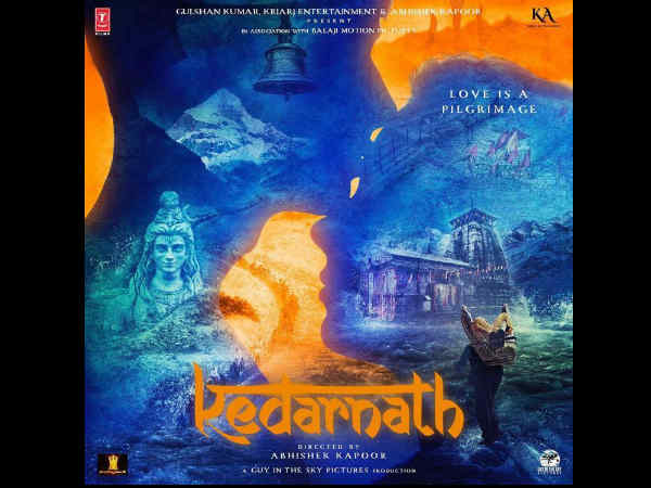 kedarnath-first-look-sara-ali-khan-sushant-singh-rajput