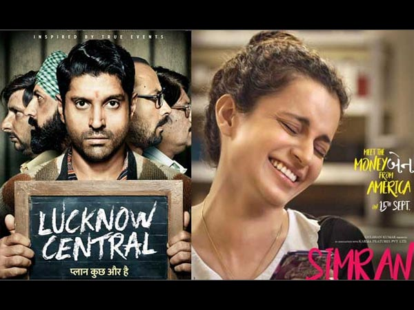 Simran and Lucknow Central