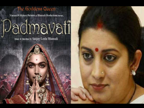 smriti-irani-ensures-sanjay-leela-bhansali-s-padmavati-will-release-without-any-truble