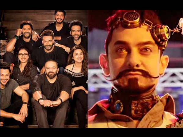 OUCH.. 'गोलमाल अगेन' को पीछे करना है.. आमिर खान ने चली 'गंदी' चाल!
