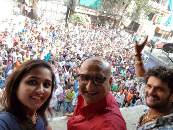 मुंबई में भी है 'मैं सेहरा बांध के आउंगा' की धूम..27 अक्टूबर को बिहार में होगी रिलीज
