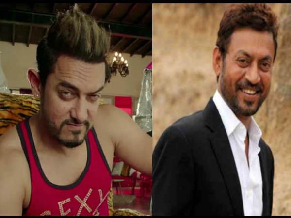 आमिर खान की सीक्रेट सुपरस्टार के साथ इरफान खान का सरप्राइज..हो जाइए तैयार