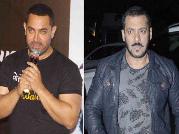 OMG..आमिर खान के खिलाफ..सलमान खान की ''डबल ब्लाॅकबस्टर'' प्लानिंग..