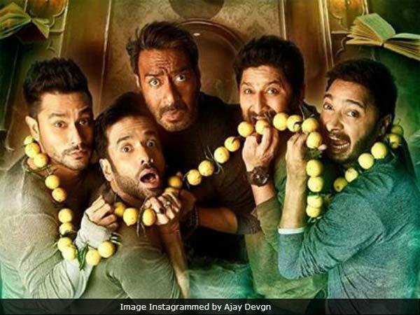 BOX OFFICE: शाहरुख, सलमान को बेजोड़ टक्कर.. दे रहे हैं अजय देवगन.. जानें कैसे!