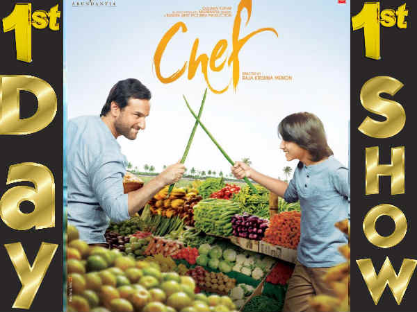 chef-film-review-live-audience-update-first-day-first-show