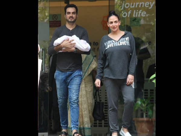 देओल परिवार में आईं खुशियां.. ईशा देओल ने बेटी को दिया जन्म