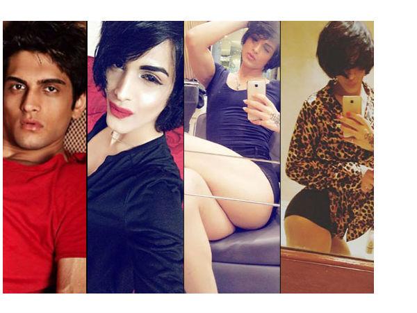 सेक्स चेंज के बाद,कभी सलमान,कभी कैटरीना..बिकिनी में ENTRY..तस्वीरें VIRAL.
