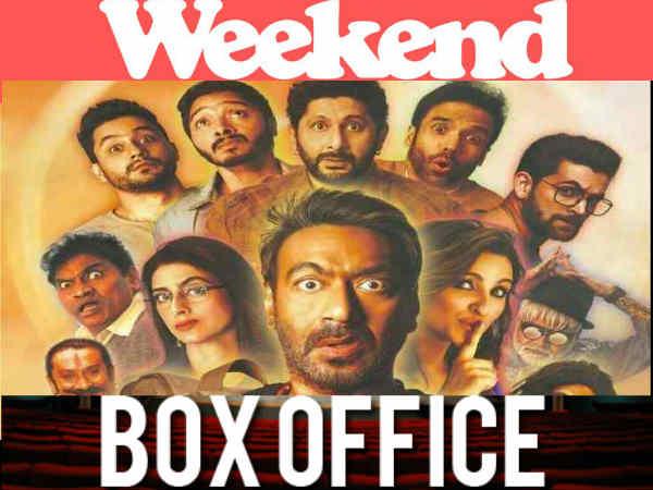 #BoxOffice: 100 करोड़ क्लब में अजय देवगन की एंट्री....रॉकेट बम निकली गोलमाल अगेन