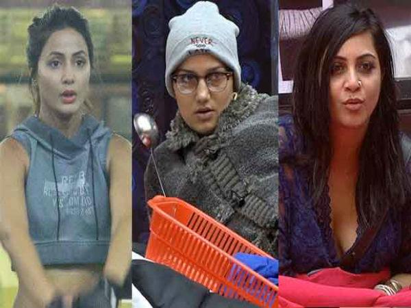 BIGG BOSS 11: सलमान खान,बड़ा ट्विस्ट,हिना खान..घर से OUT..चौंकाने वाला फैसला !