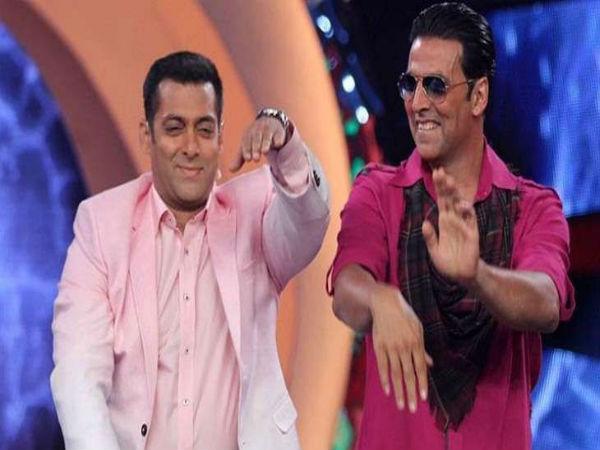 OMG..सलमान खान से कांटे की टक्कर..अक्षय कुमार की तगड़ी प्लानिंग...हिट या FLOP!