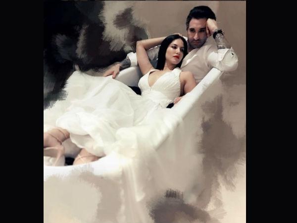 Sunny Leone Nude Photoshoot Images