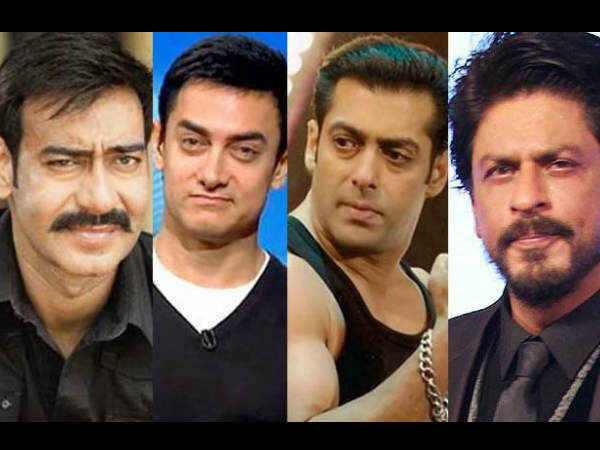 ''सलमान, शाहरुख, अक्षय कुमार में एक जूनून है.. जो मुझमें कभी नहीं था....''