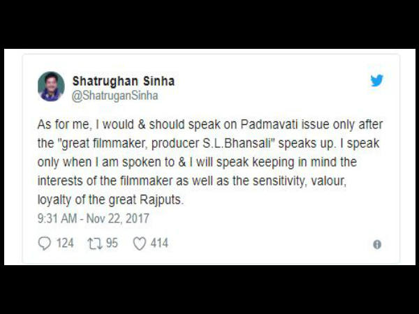 shatrughan-sinha-questions-pm-modi-amitabh-bachchan-senior-actors-silence-over-padmavati-controversy