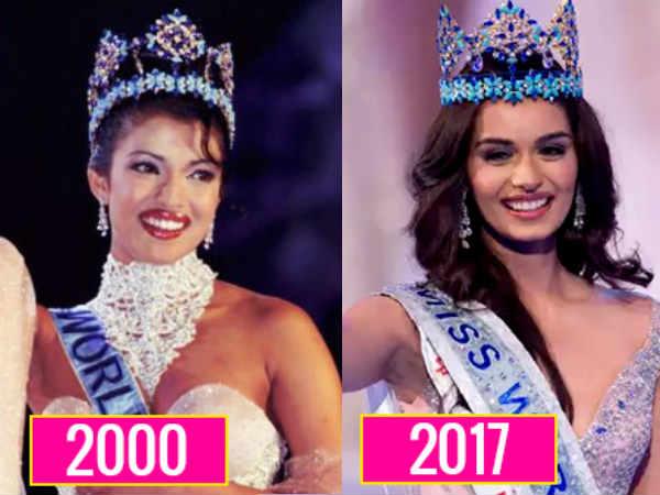 मिस वर्ल्ड 2017: 17 साल बाद, प्रियंका चोपड़ा ने सौंपी विरासत